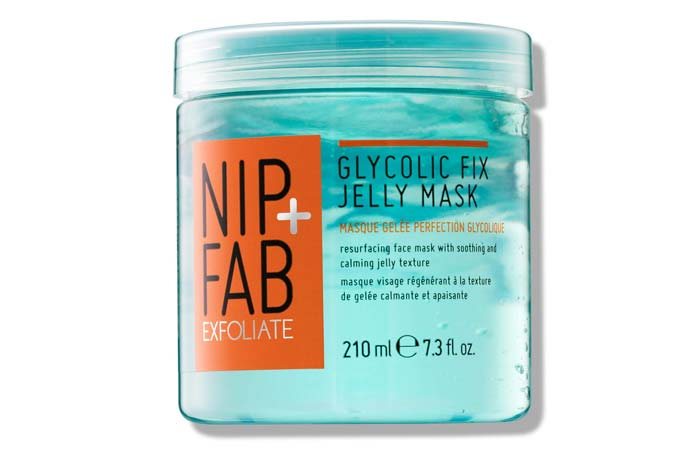 Best Jelly Mask For Improving Skin Texture