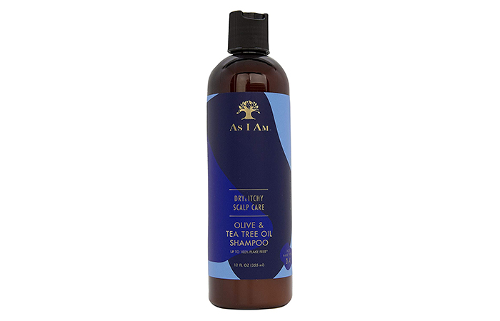Best Overall As I Am Dry And Itchy Scalp