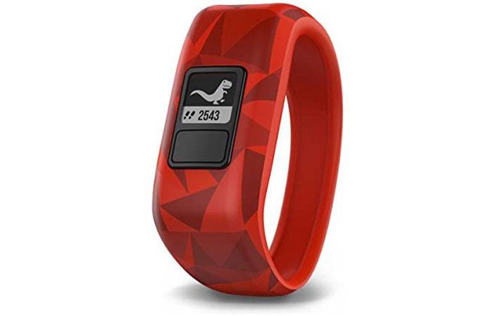 Best Pedometer For Ages 4-9 Garmin Vívofit Jr Kids FitnessActivity Tracker