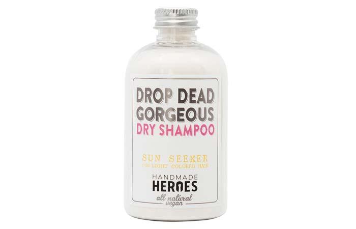 Best Powder Dry Shampoo