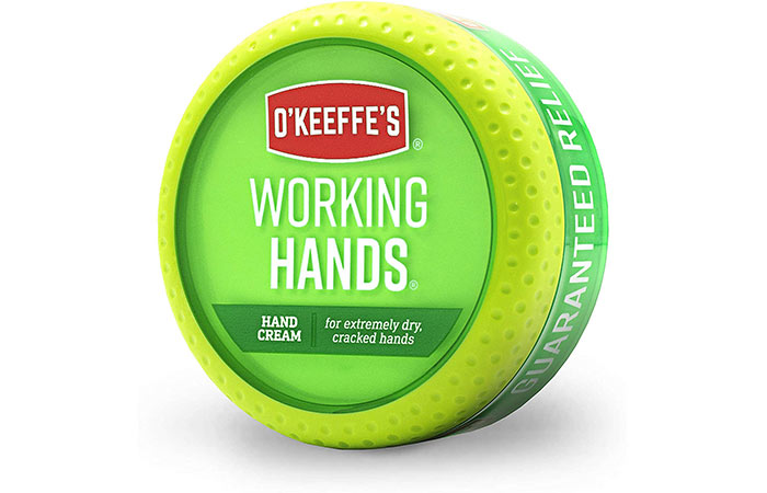 Best-Rated Hand Cream O'Keeffe's Working Hands Hand Cream