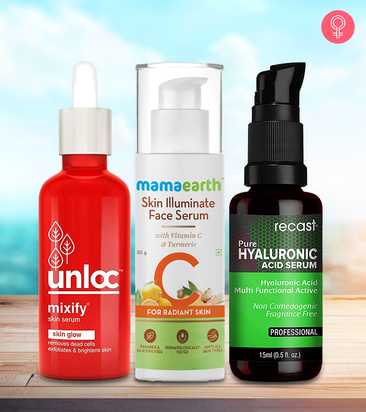 Best Serum For Oily Skin in Hindi