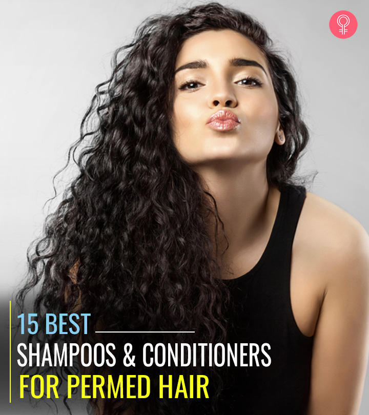 15 Best Shampoos And Conditioners For Permed Hair (2020)
