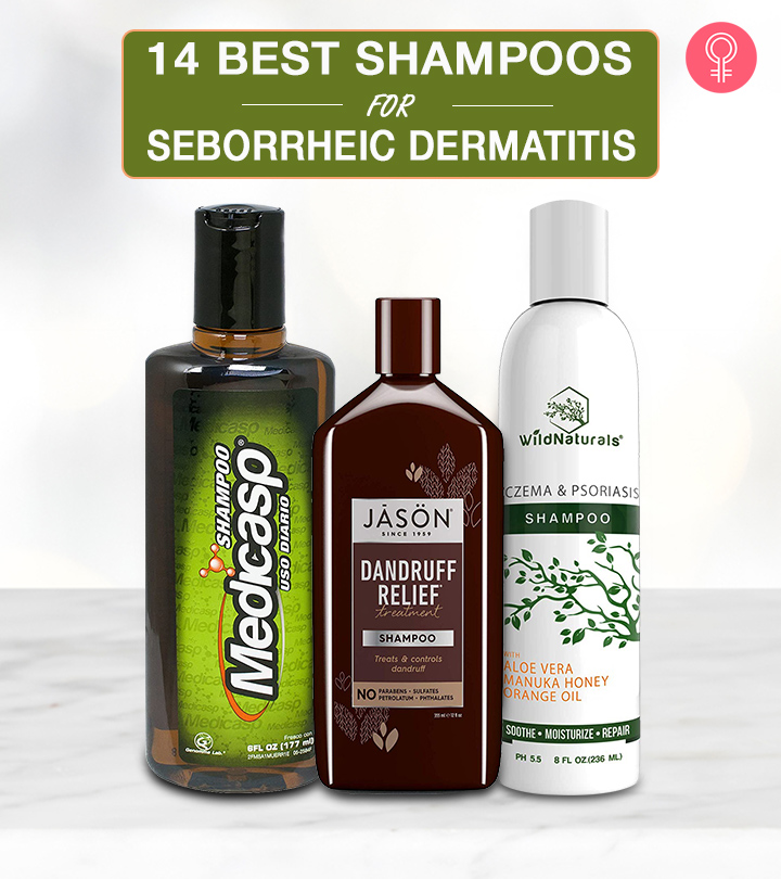 14 Best Shampoos For Seborrheic Dermatitis – Reviews And Buying Guide