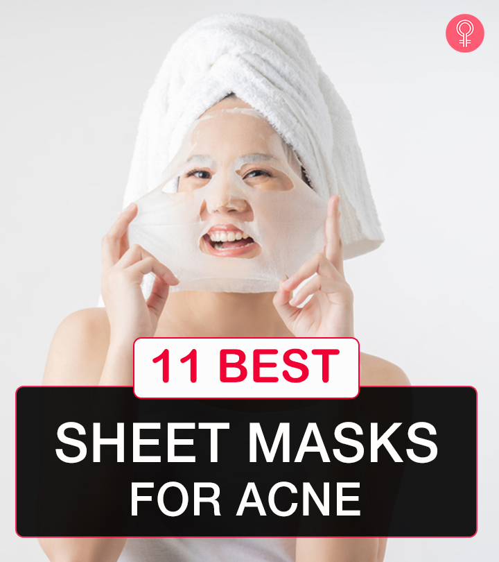 11 Best Sheet Masks For Acne – 2020