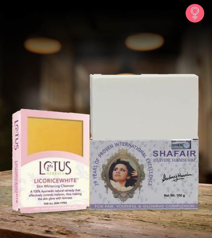 त्वचा का रंग साफ करने के लिए 13 सबसे अच्छे साबुन – Best Skin Whitening Soaps In Hindi