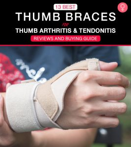 10 Best Thumb Braces For Thumb Arthritis And Tendonitis – Reviews And Buying Guide
