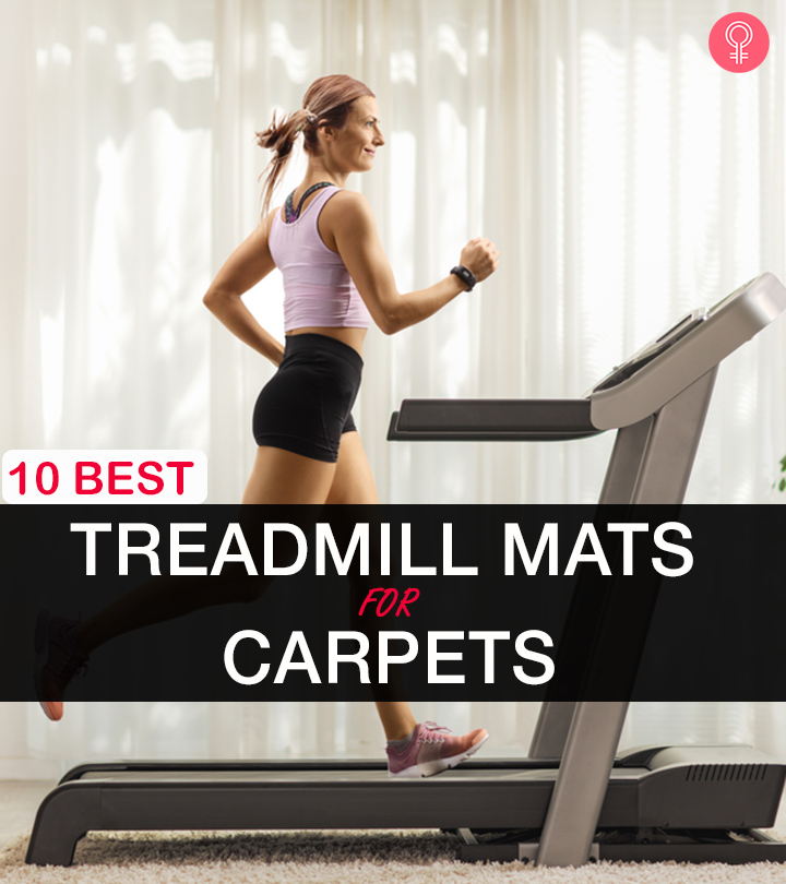 10 Best Treadmill Mats For Carpets