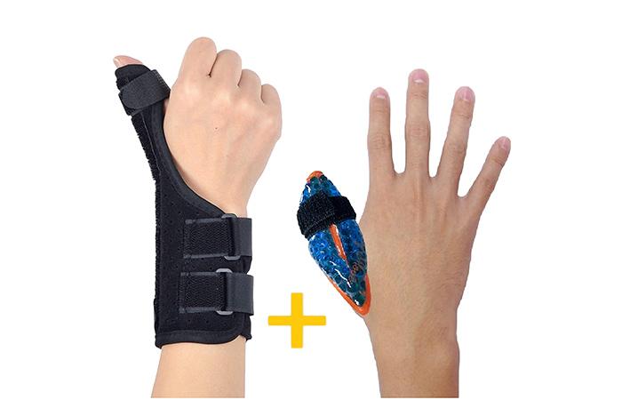 Body Moves Thumb Splint Wrist Brace