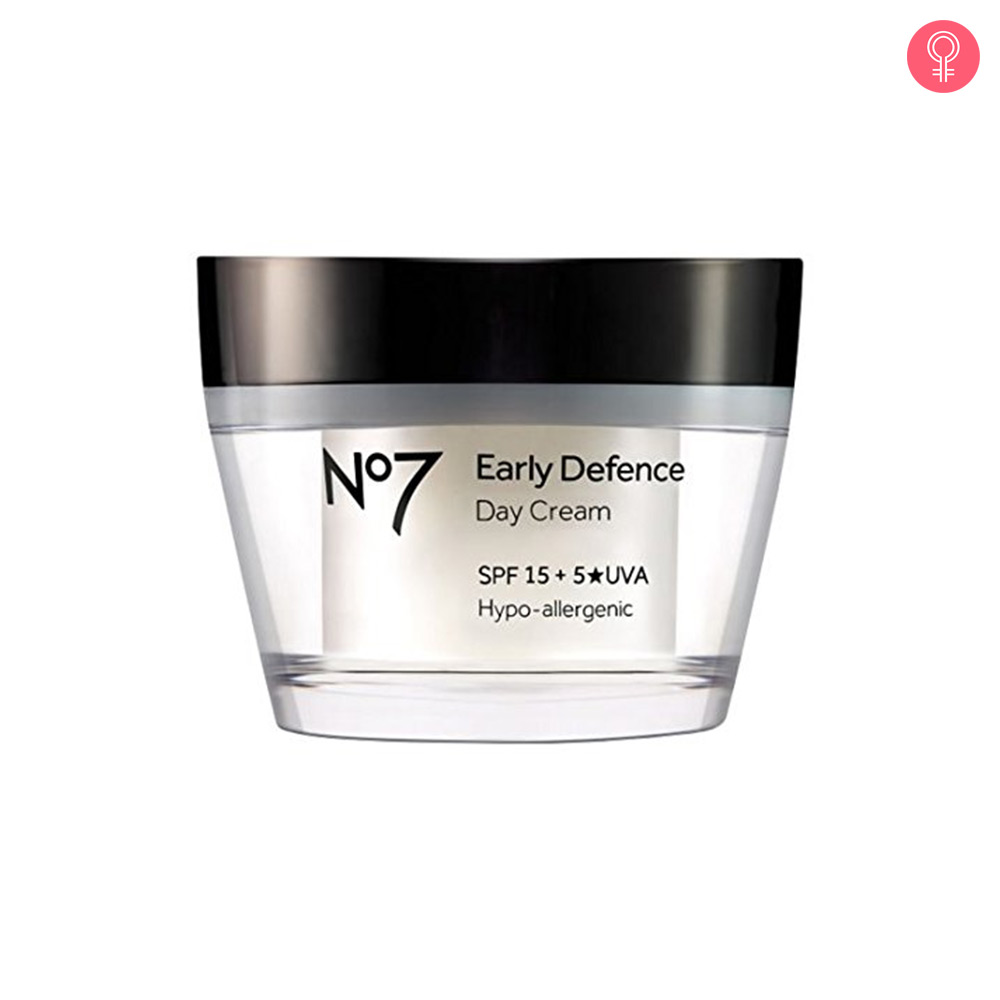 Boots No7 Early Defence Day Cream With SPF