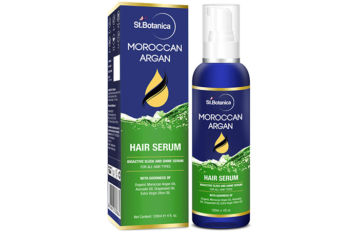 Botanica Moroccan Argon Hair Serum