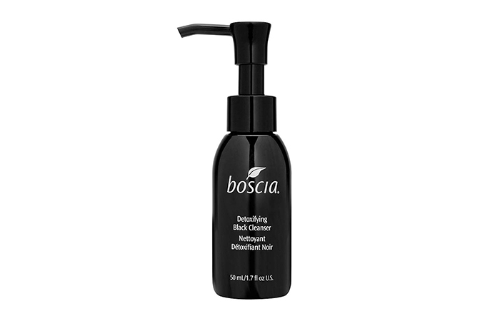 Boxia Detoxifying Black Charcoal Cleanser