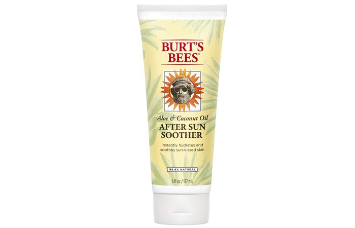 Burt's Bees Aloe Coconut Oil After Sun Soother