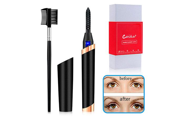 Caika Heated Eyelash Curler