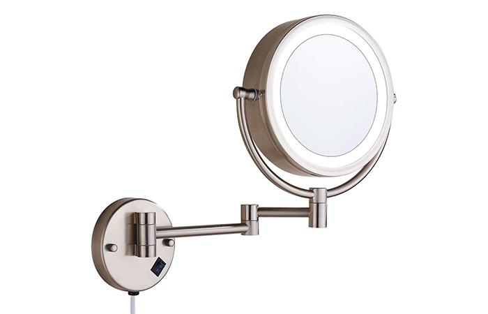 Cavoli Wall-Mounted Makeup Mirror