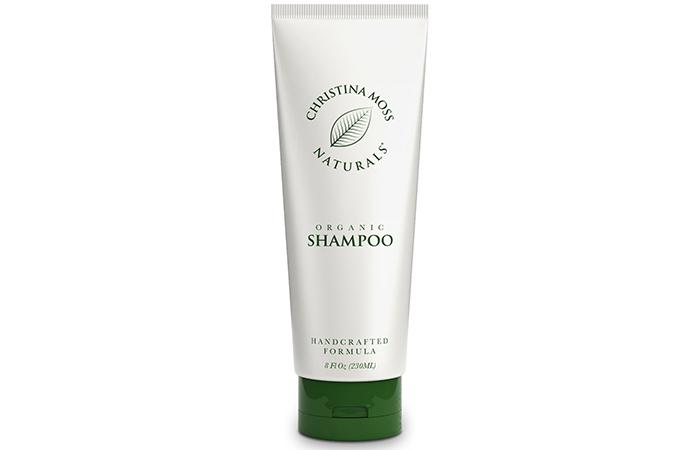 Christina Moss Naturals Organic Shampoo