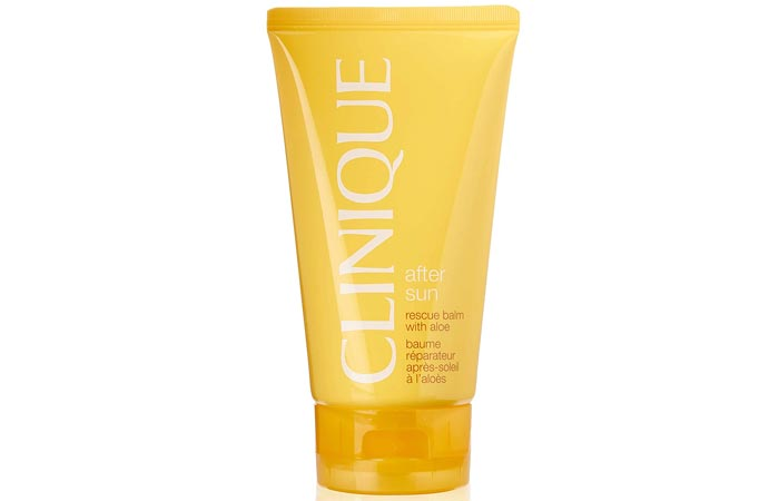 Clinique Unisex After Sun Rescue Balm With Aloe