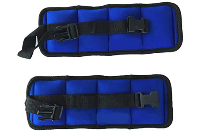 Coast Athletic Pool Wrist & Ankle Weights