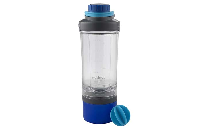 Contigo Shake & Go Fit Shaker Bottle