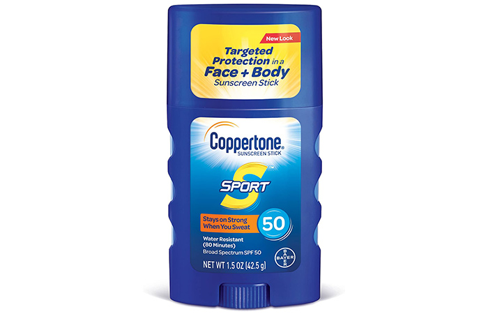 Coppertone SPORT Sunscreen Stick