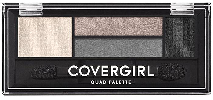 CoverGirl Eye Shadow Quad Palette