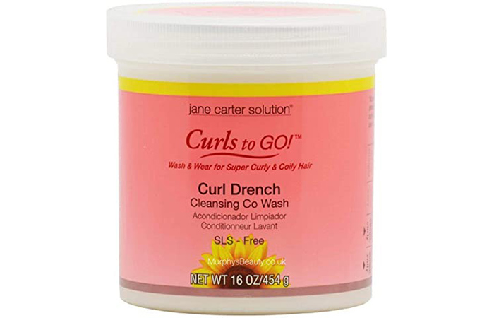 Curl Drench Cleansing Conditioning