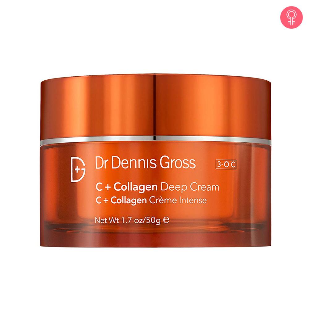 Dr Dennis Gross C+ Collagen Deep Cream