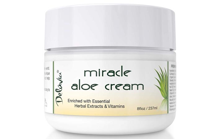 Deluvia Miracle Aloe Cream