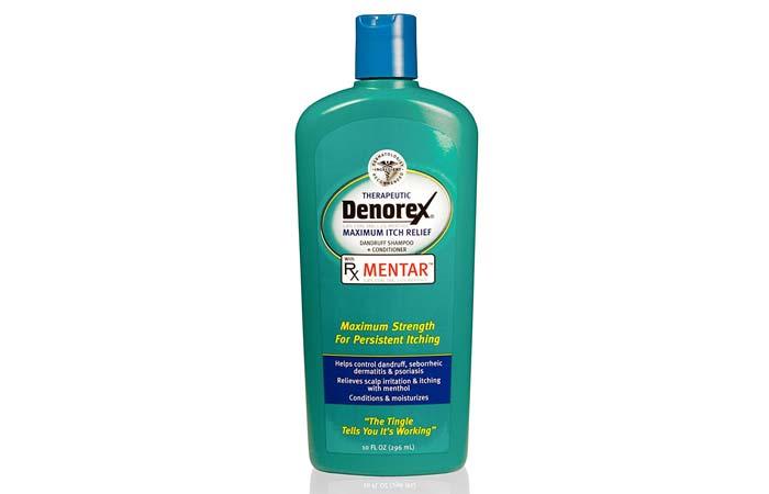 Denorex Therapeutic 2-in-1 Dandruff Shampoo