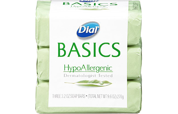 Dial Basics Bar Soap