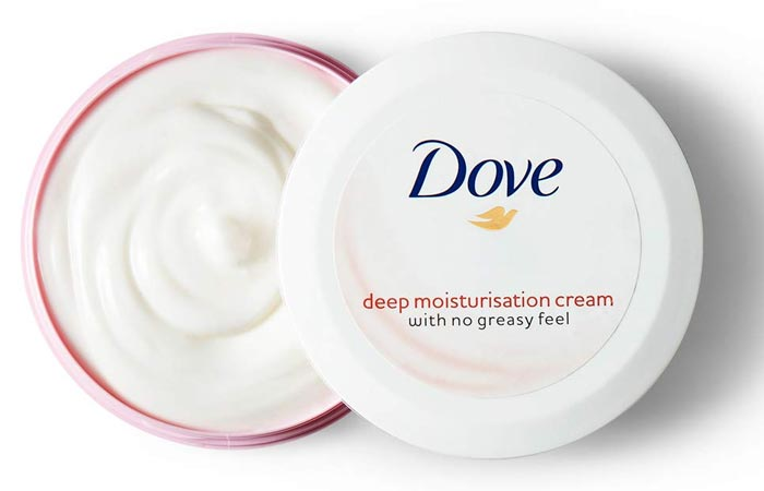 Dove Deep Moisturization Cream