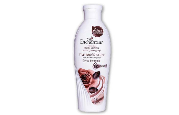 Enchanter Perfumed Body Lotion