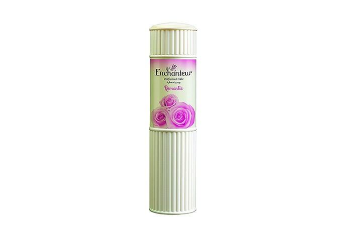 Enchanteur Romantic Perfumed Talc for Women