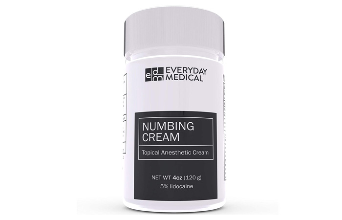 Everyday Medical Numbing Cream