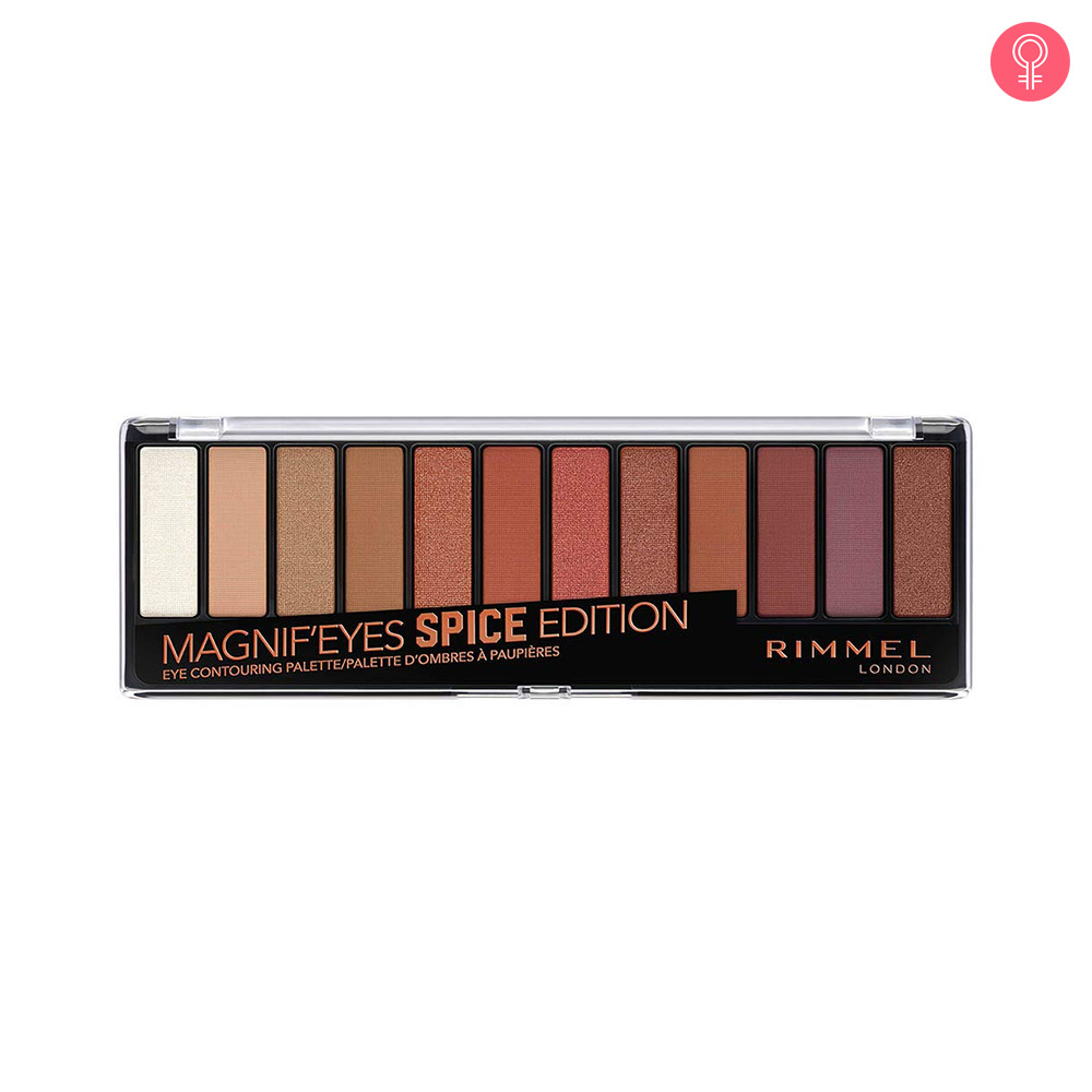 Rimmel London Magnif'Eyes Eyeshadow Palette