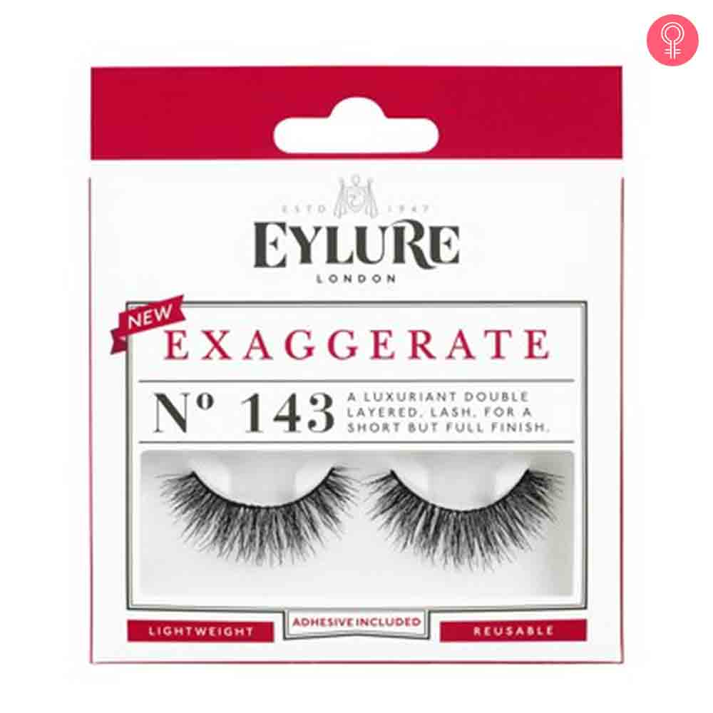 Eylure Exaggerate No. 143 Eyelashes