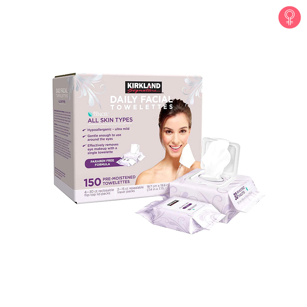 Kirkland Signature Daily Facial Towelettes