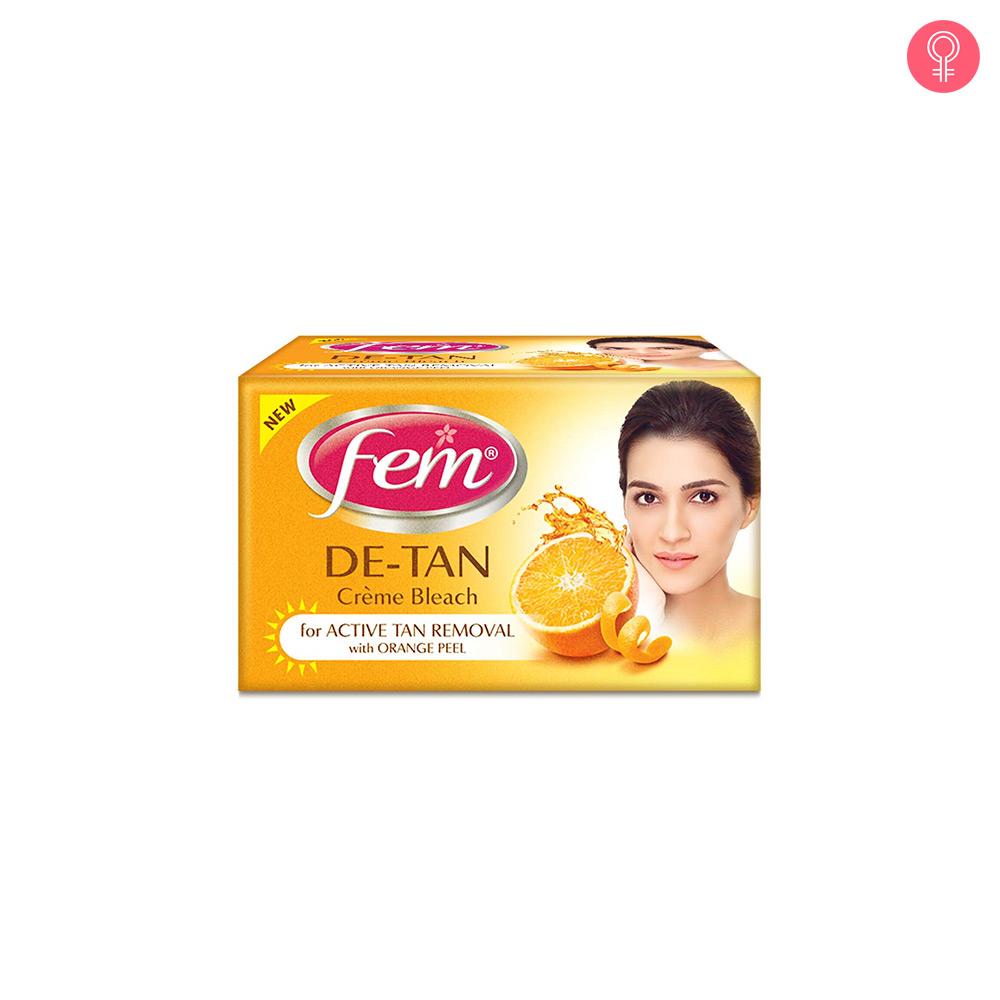Fem De-Tan Creme Bleach
