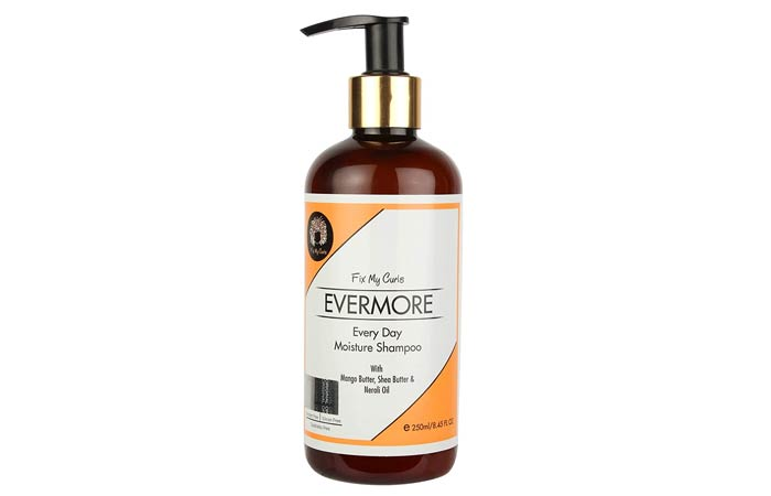 Fix My Curls Evermore Shampoo