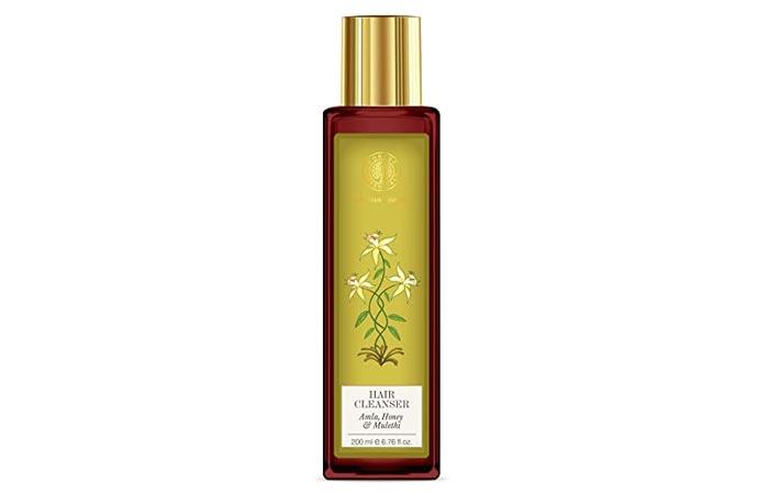 Forest Essentials Hair Cleanser, Amla, Honey Mulethi
