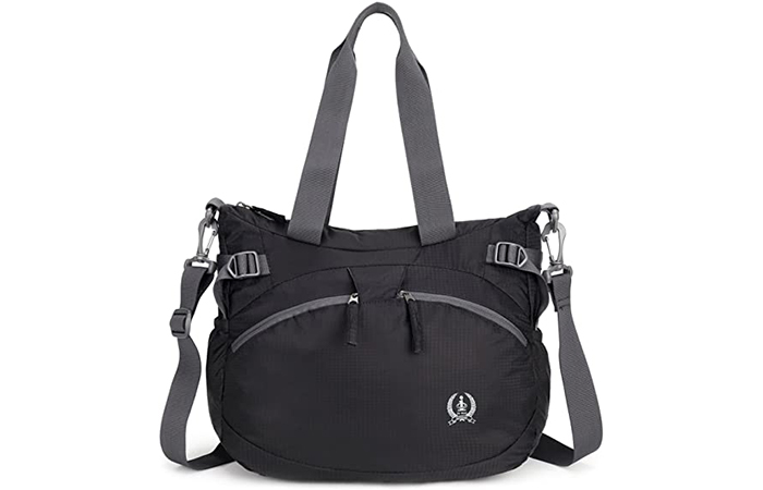 Forest fish Women's Lightweight Gym Tote Bag