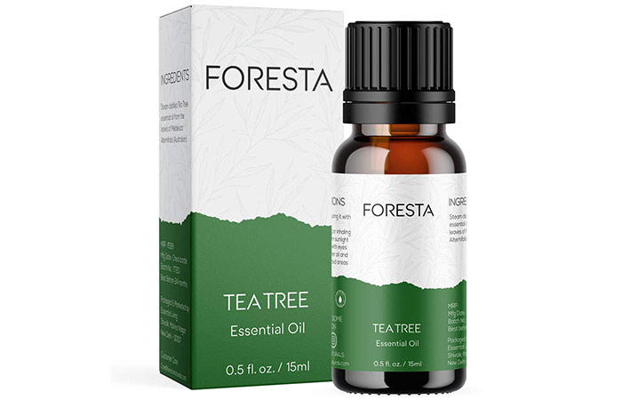 Forresta Naturals Tea Tree Essential Oil