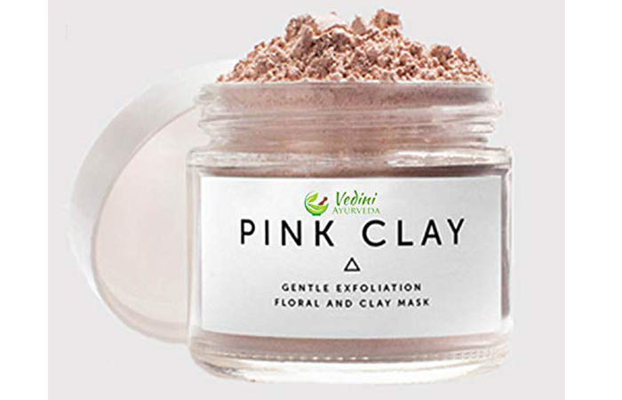French Pink Clay Face Mask