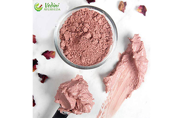 French Pink Face Mask for Sensitive and Matured