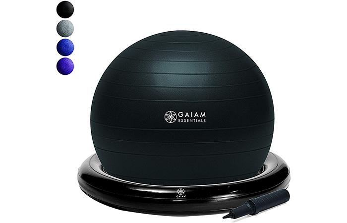 Gaiam Essentials Balance Ball