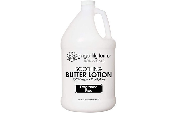Ginger Lily Farms Botanicals Soothing Butter Lotion