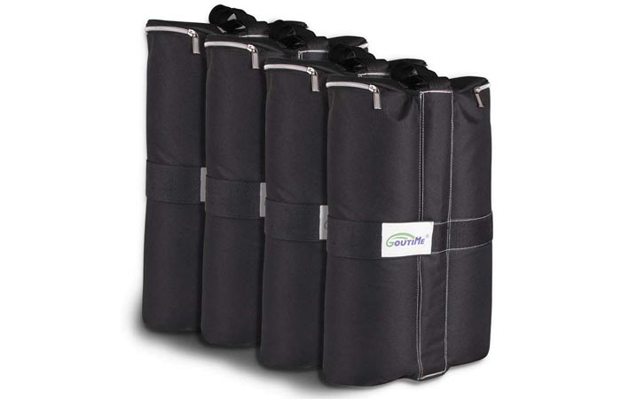 Goutime Canopy Weight Bags