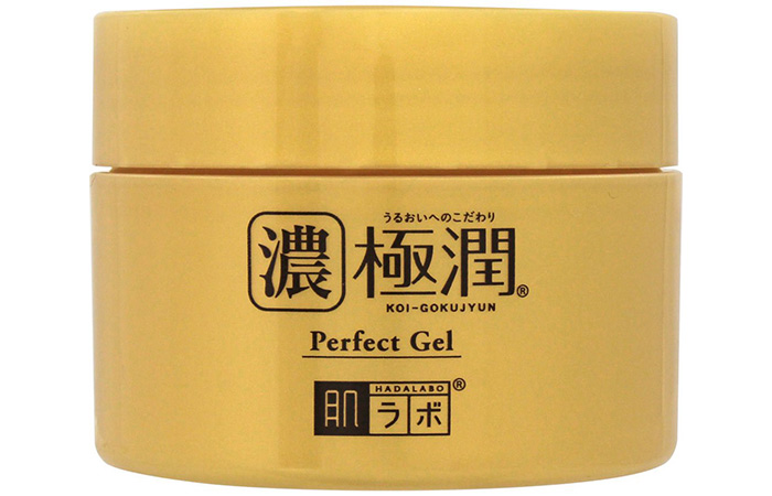 Hada Labo Gokujyun Hyaluronic Perfect Gel