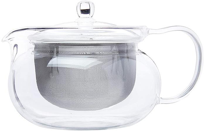 Hario CHJMN-70T Cha Kyusu Maru Teapot
