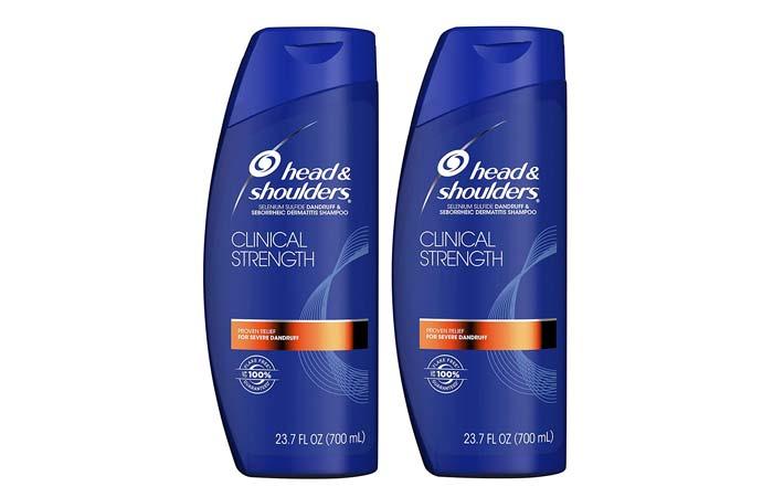 Head and Shoulders Anti-Dandruff Shampoo